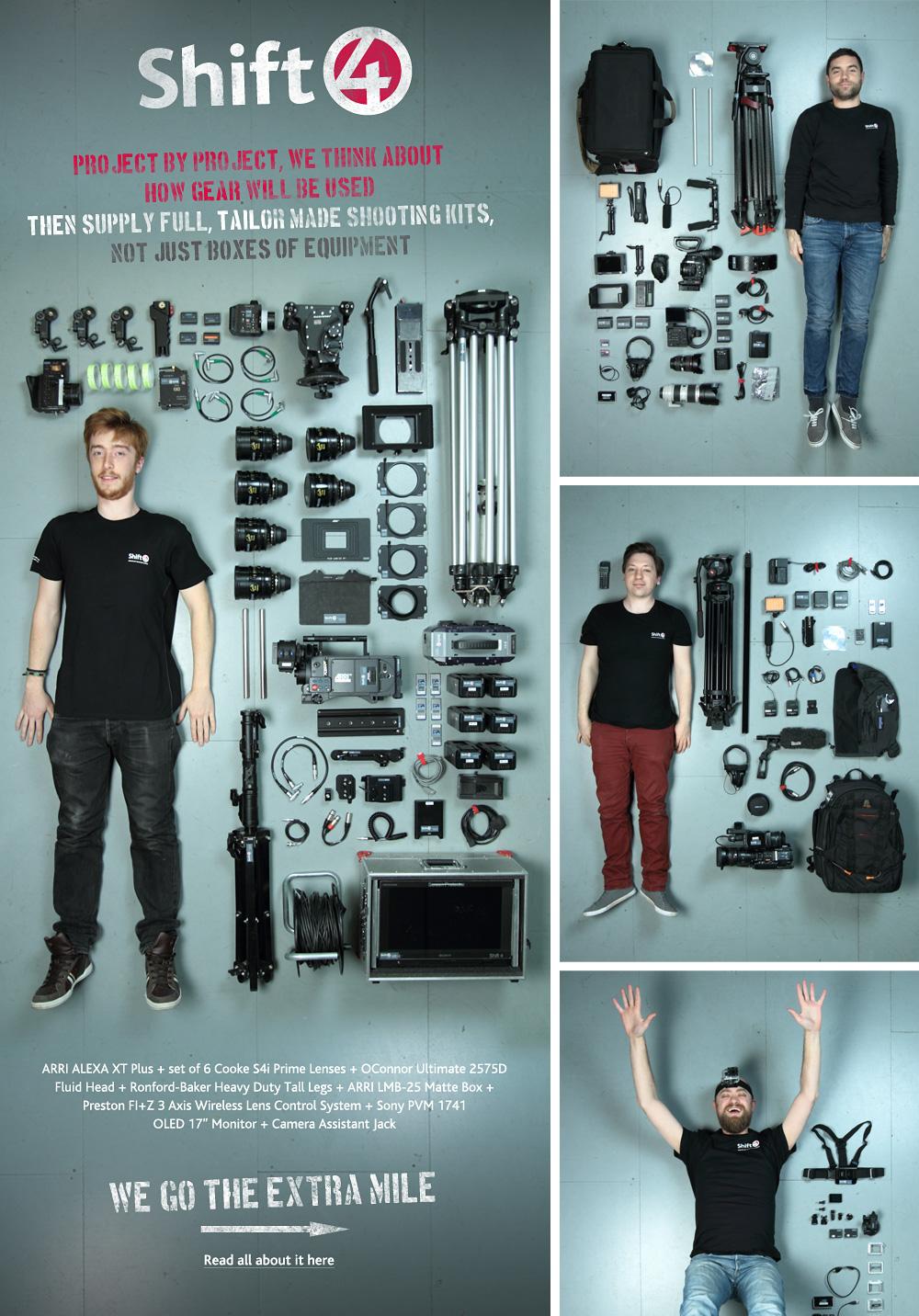 Shift 4 Kit Campaign