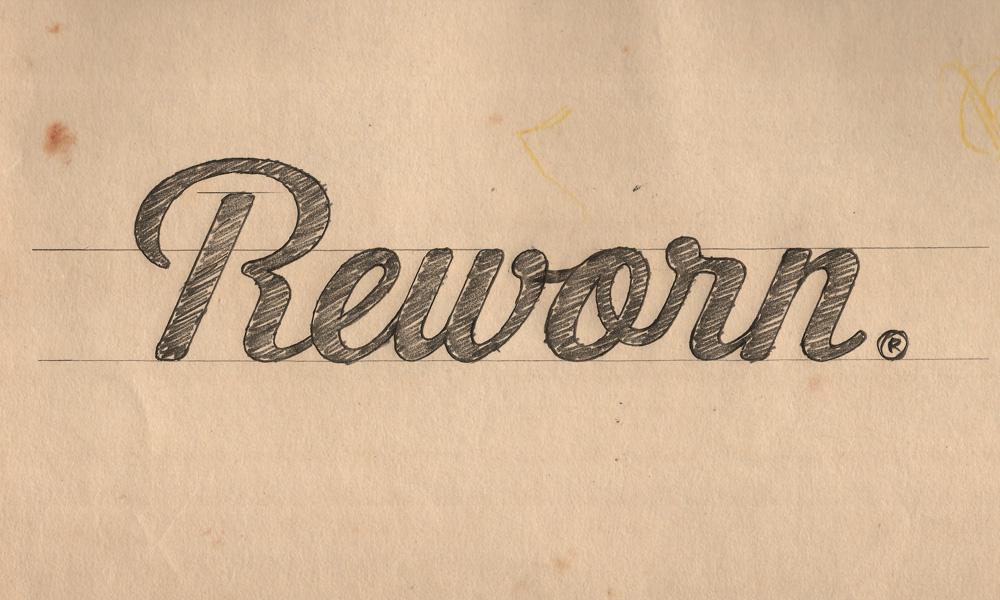 Reworn Logo