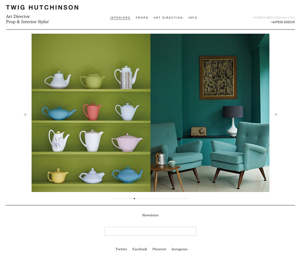 Twig Hutchinson Interiors